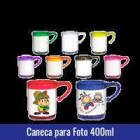Caneca p/ foto - 400 ml - Ref. 1323