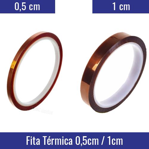 fita termica 0,5cm 1cm sublimação