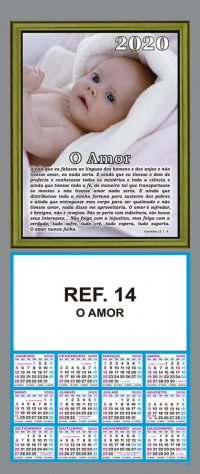 REF. 14 - O AMOR