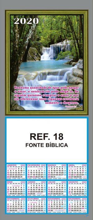 REF. 18 - FONTE BÍBLICA