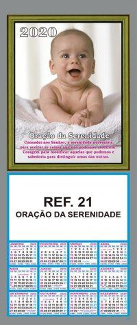 REF. 21 - ORAÇÃO DA SERENIDADE