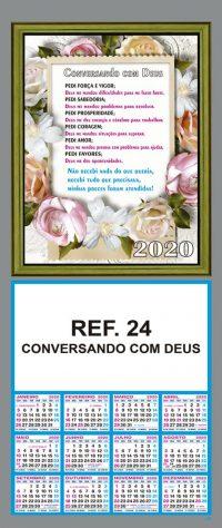 REF. 24 - CONVERSANDO COM DEUS