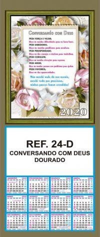 REF. 24-D - CONVERSANDO COM DEUS