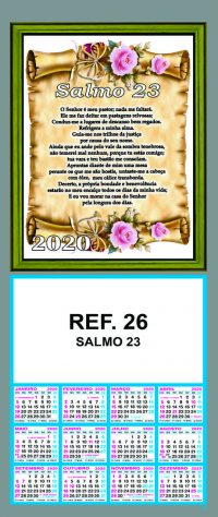 REF. 26 - SALMO 23