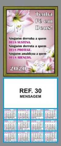 REF. 30 - MENSAGEM