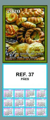 REF. 37 - PÃES