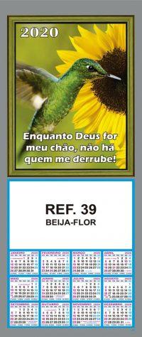 REF. 39 - BEIJA-FLOR