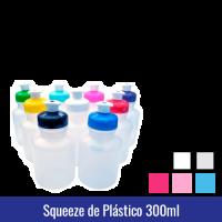 Squeeze plastico 300ml