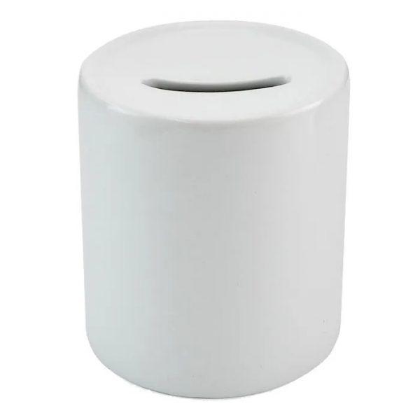 Cofrinho Porcelana Sublimação - REF. 92216