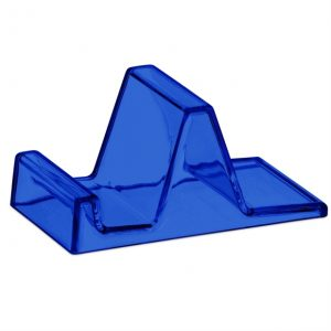 Porta Celular Acrílico azul - REF. 104015