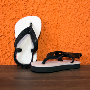 chinelo baby sublimacao