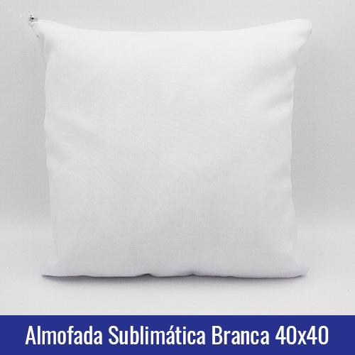 sublimatica branca 40x40