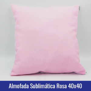 sublimatica rosa 40x40