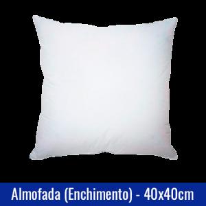 enchimento para almofada 40x40 sublimacao
