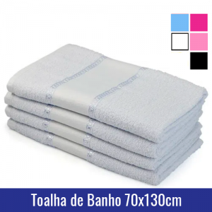 toalha de banho sublimacao 70x130cm