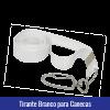 Tirante Sublimável para Canecas em Cetim Branco 80cm x 2,2cm - Ref 101040