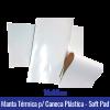 Soft Pad para Canecas Cilíndricas de Plástico 10x25cm x 1mm (manta térmica para canecas plásticas) - Ref 33150