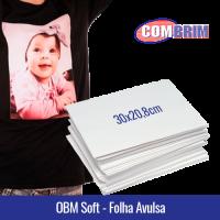 OBM SOFT 30x20,8cm (FOLHA AVULSA) - Ref. 33111