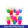 caneca-slim-degrade colorida acrilico transfer