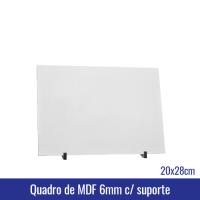 Quadro de MDF 6mm 20x28cm c/suporte - Ref. 100952